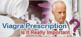 Viagra prescription